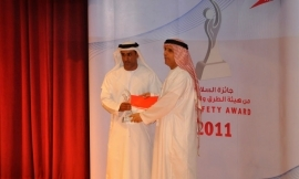 RTA Safety Awards 2012